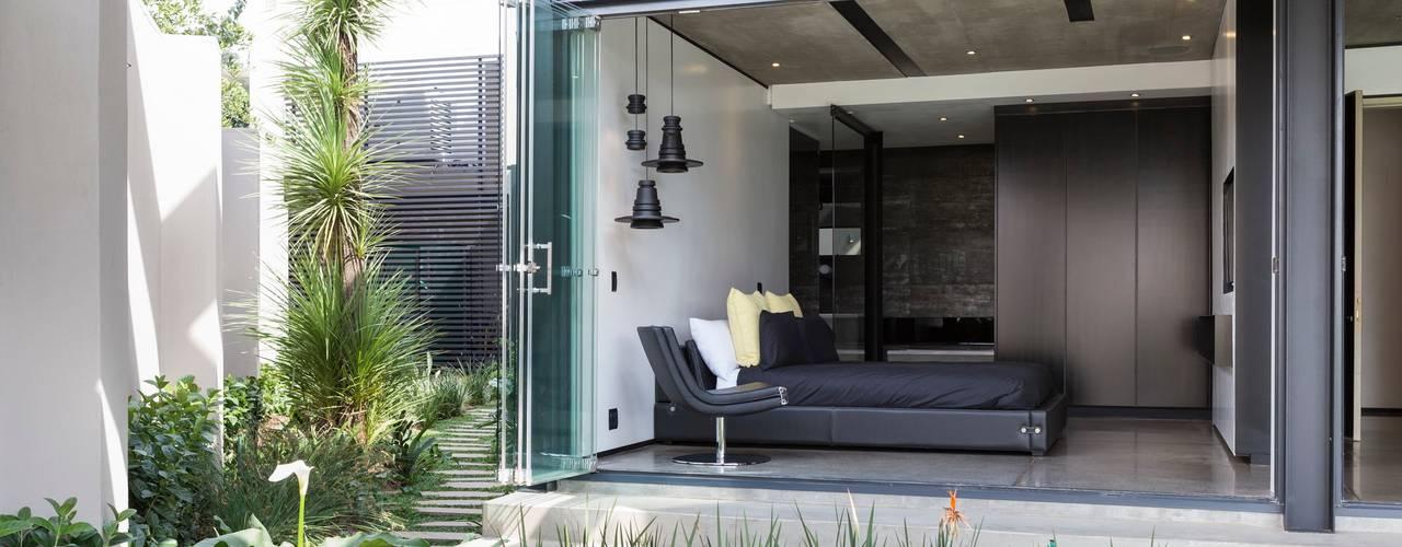 House in Kloof Road Nico Van Der Meulen Architects Kamar Tidur Modern