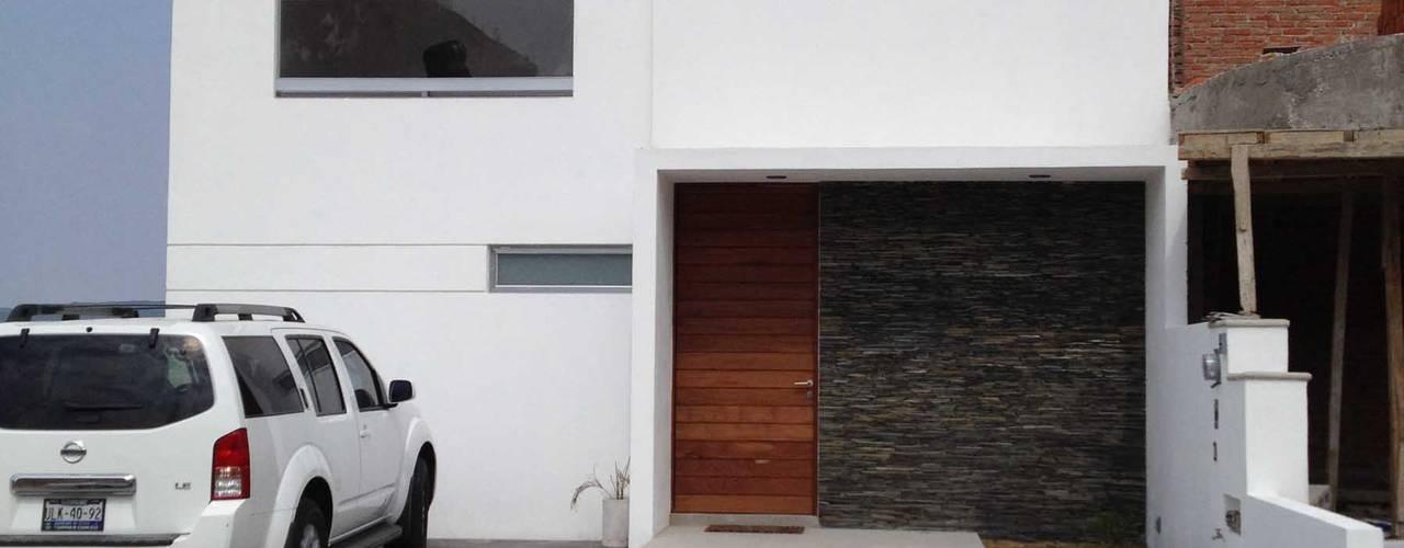 15 casas peque as y minimalistas que te van a encantar y for Casas estilo minimalista de dos plantas