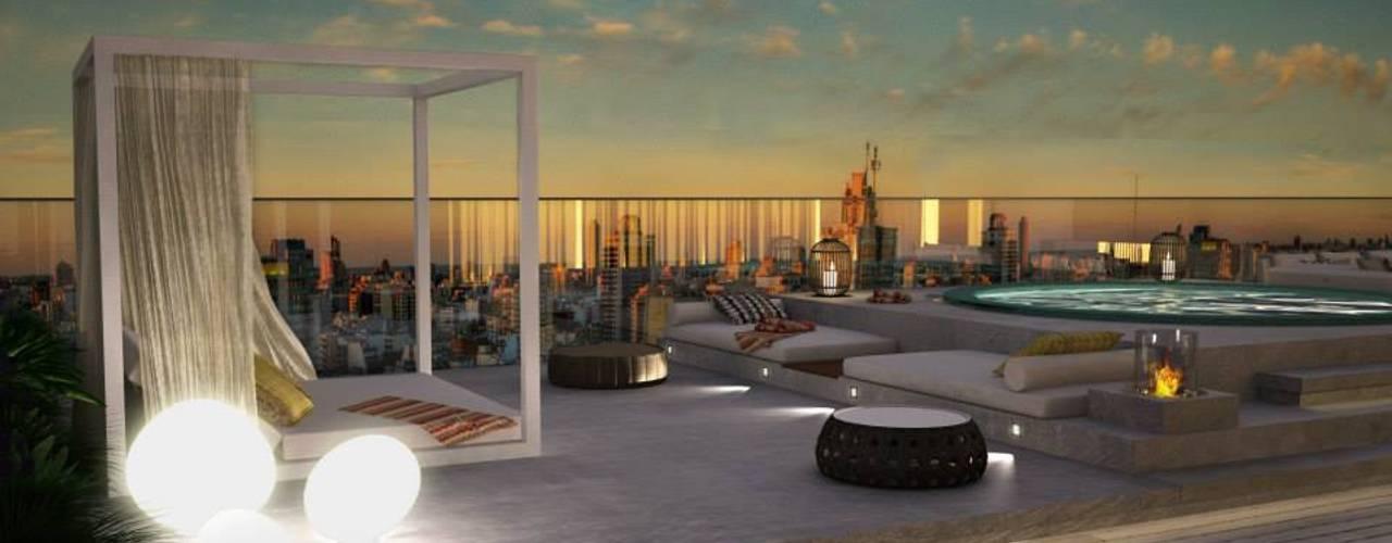 根據 DZINE & CO, Arquitectura e Design de Interiores 現代風