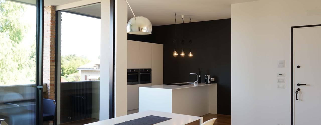 Eetkamer door Andrea Gaio Design