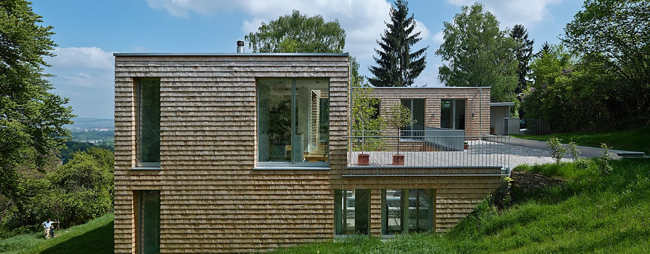 Projekty,  Domy zaprojektowane przez DREER2, Nowoczesny