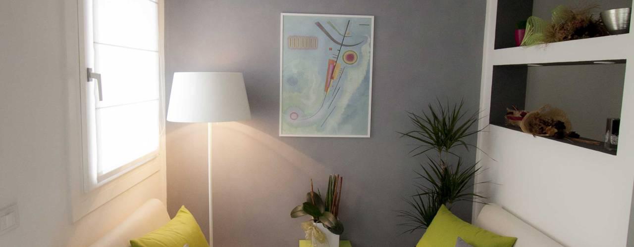 Living room by Studio HAUS