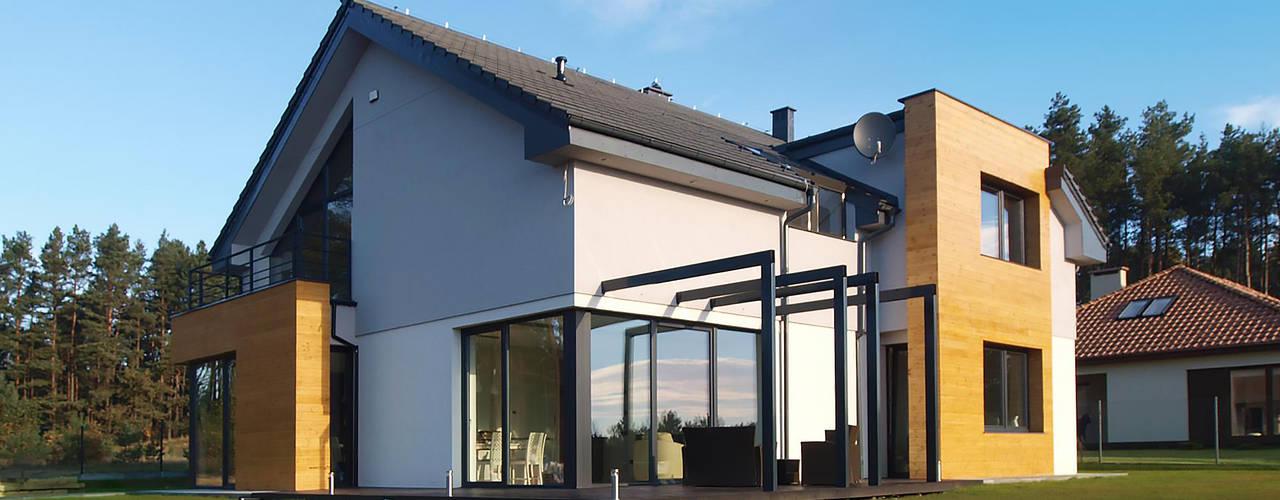 Huizen door Pracownia Projektowa Wioleta Stanisławska, Modern