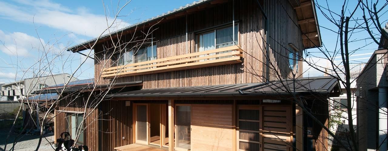 Casas  por shu建築設計事務所