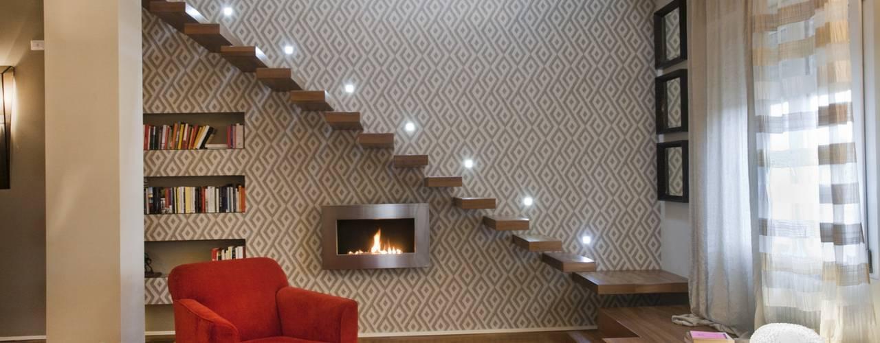 Modern Living Room by bilune studio Modern