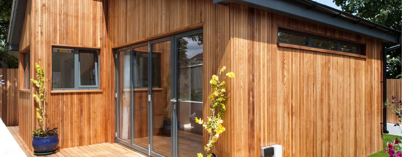 Garage / Hangar de style de style Moderne par Blankstone