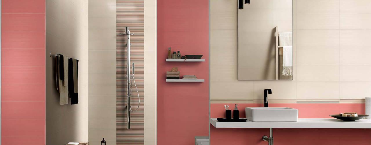 Modern style bathrooms by Azulejos Peña s.l. Modern
