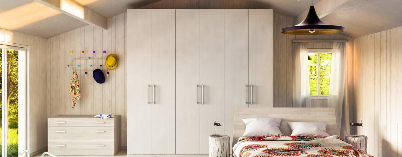 Idee armadio camera da letto