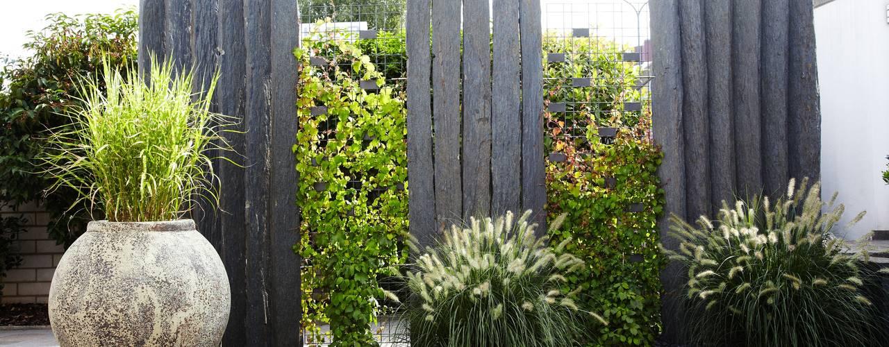 Jardines de estilo moderno de MM NATURSTEIN GMBH Moderno