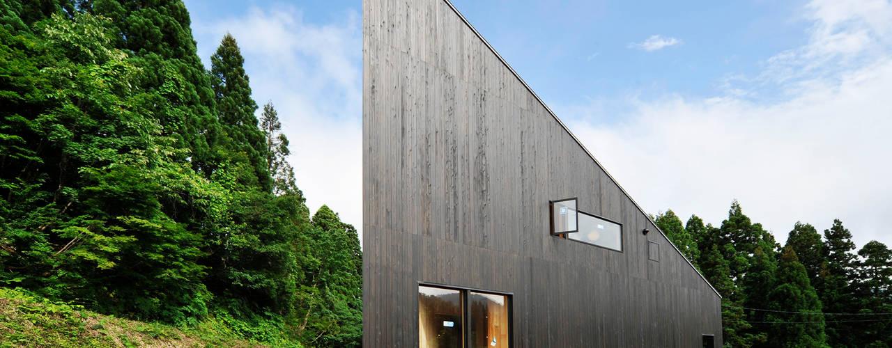 에클레틱 주택 by 山本想太郎設計アトリエ 에클레틱 (Eclectic)