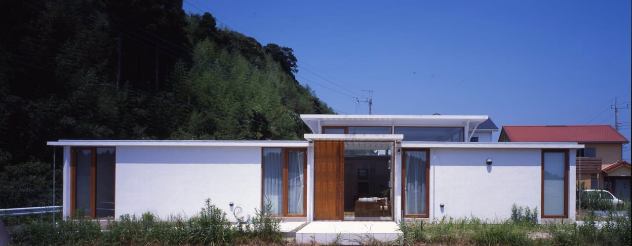 土の器:大網白里町の家: AIRアーキテクツ建築設計事務所が手掛けた家です。