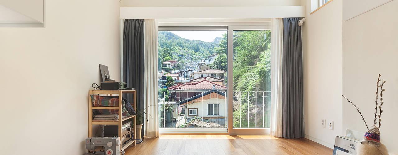 Дома в стиле модерн от OBBA Модерн