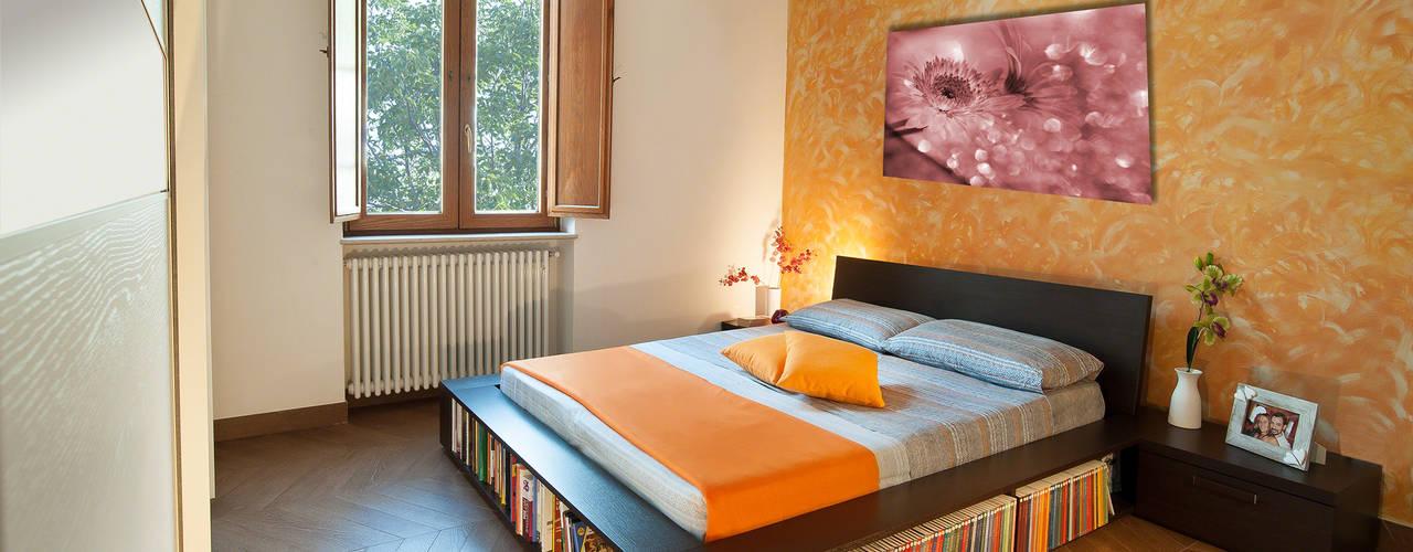 Dormitorios de estilo  por Katia Maniello Photography