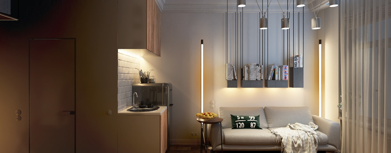 廚房 by Vashantsev Nik