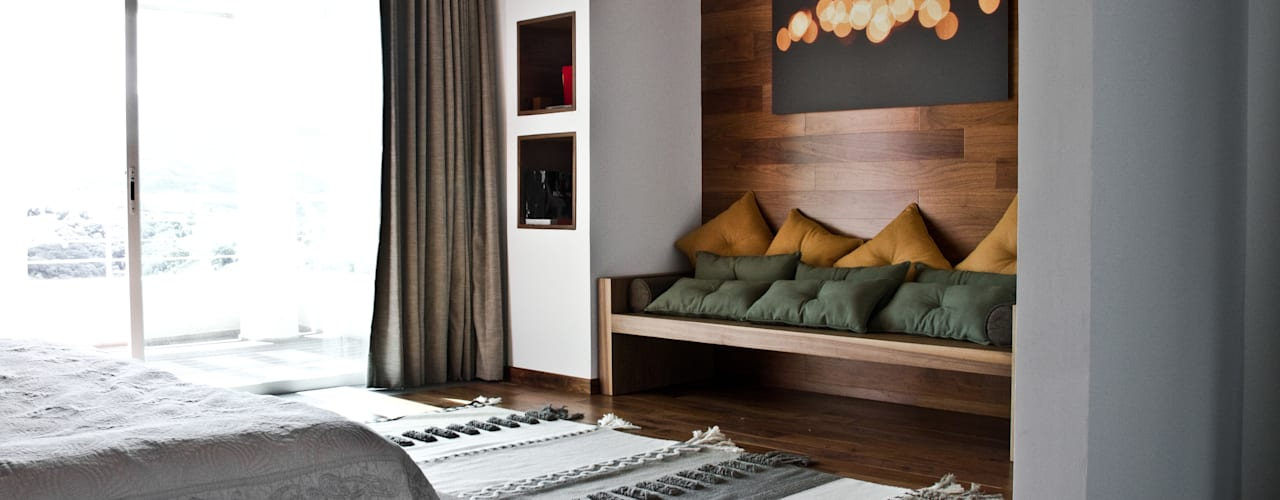 Спальня by STUDIOROCA,