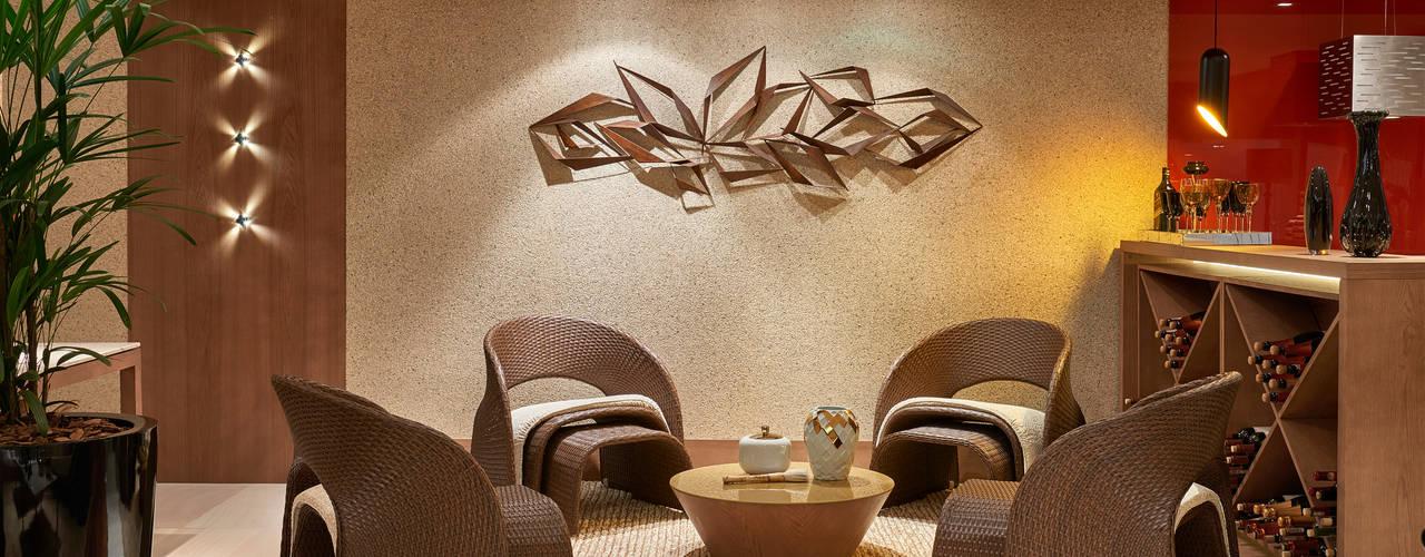 Гостиная в . Автор – Lider Interiores,