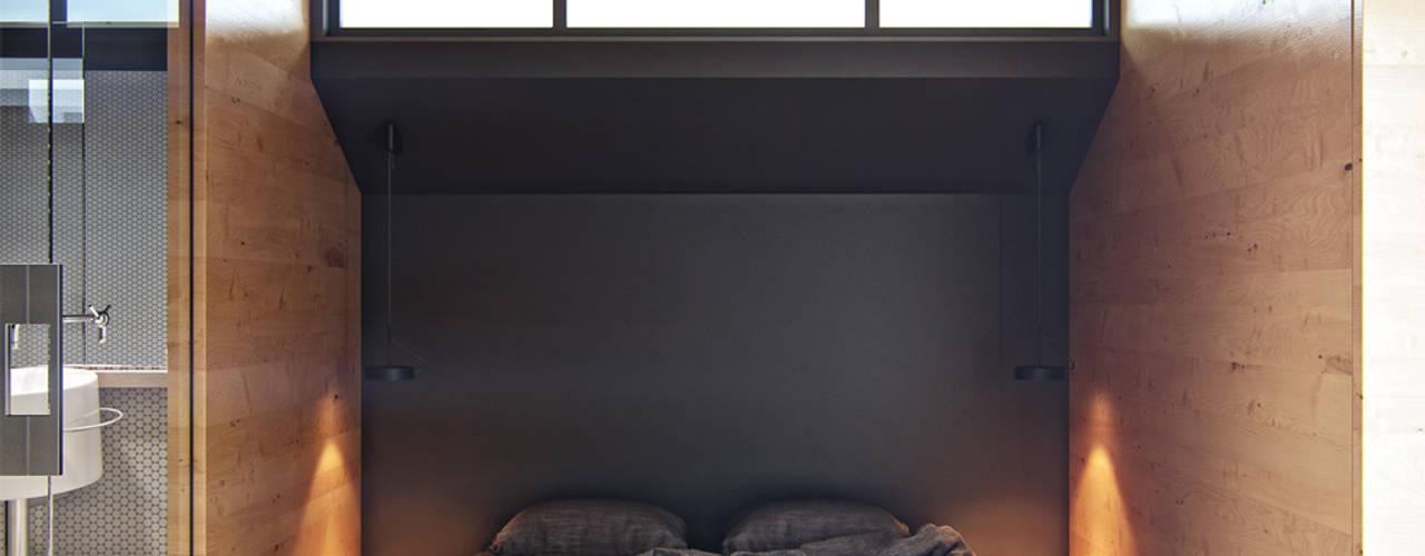 Bedroom by Denis Svirid