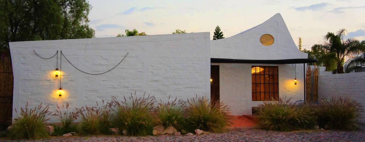 Projekty,  Domy zaprojektowane przez Juan Carlos Loyo Arquitectura