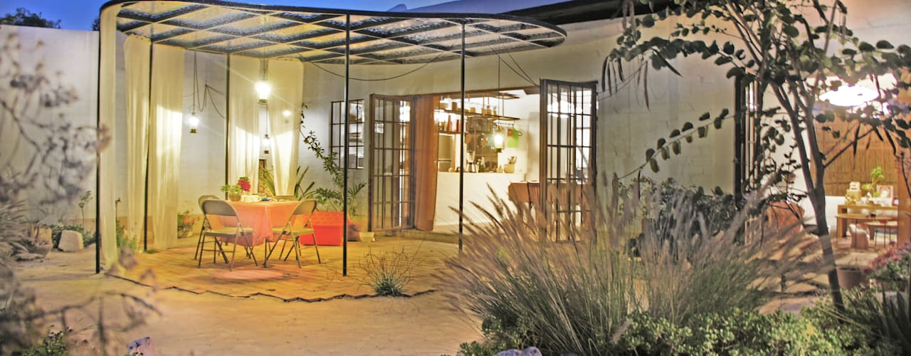 Huizen door Juan Carlos Loyo Arquitectura