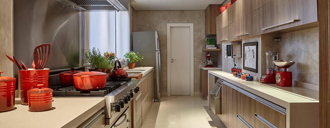 Cocinas de estilo  por Isabela Canaan Arquitetos e Associados