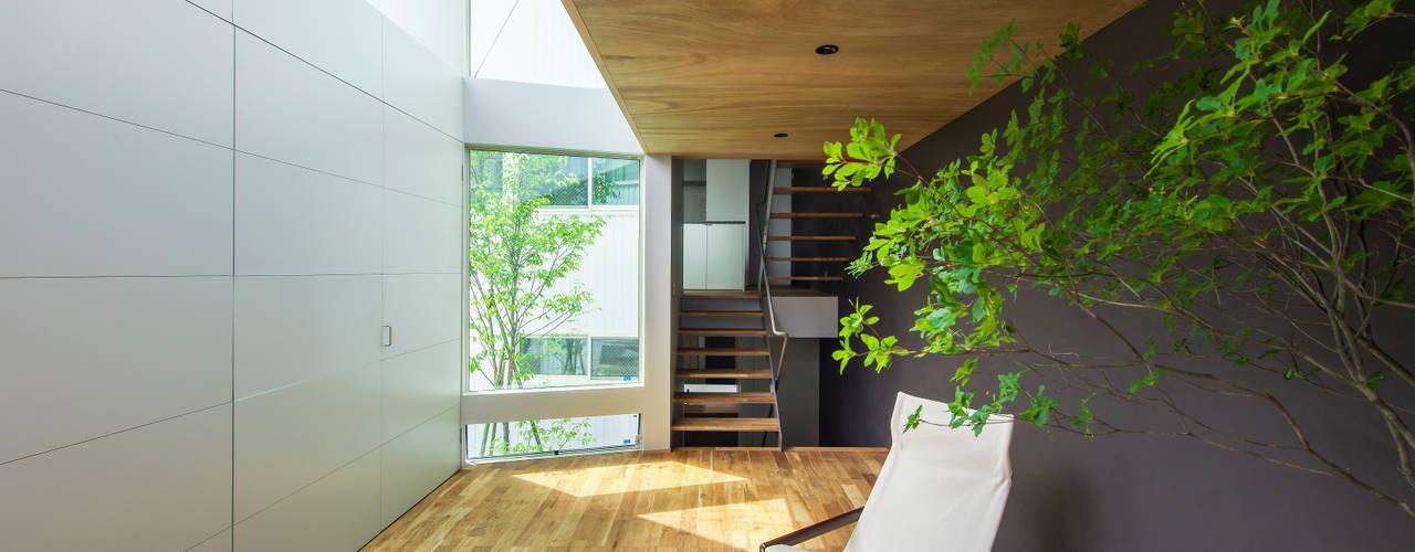 modern Conservatory by Nobuyoshi Hayashi