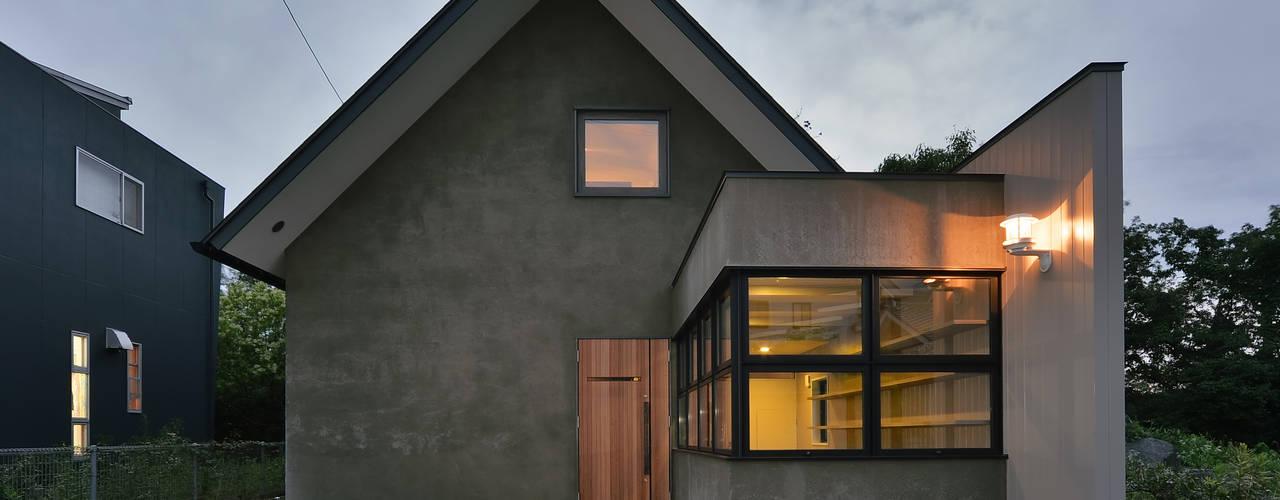 Casas estilo moderno: ideas, arquitectura e imágenes de Nobuyoshi Hayashi Moderno