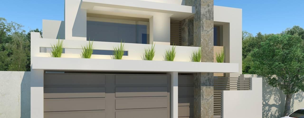 25 fachadas modernas que debes ver antes de construir la tuya - Ver fachadas de casas modernas ...