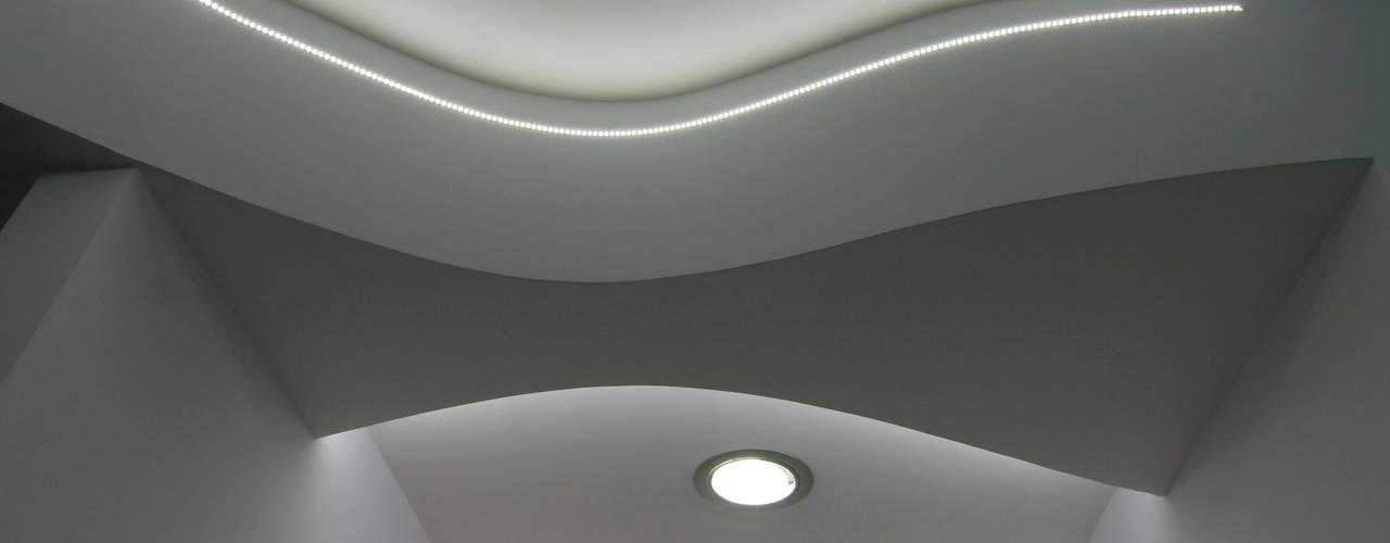 Oficinas y Tiendas de estilo  por Marco Maria Statella - Architect