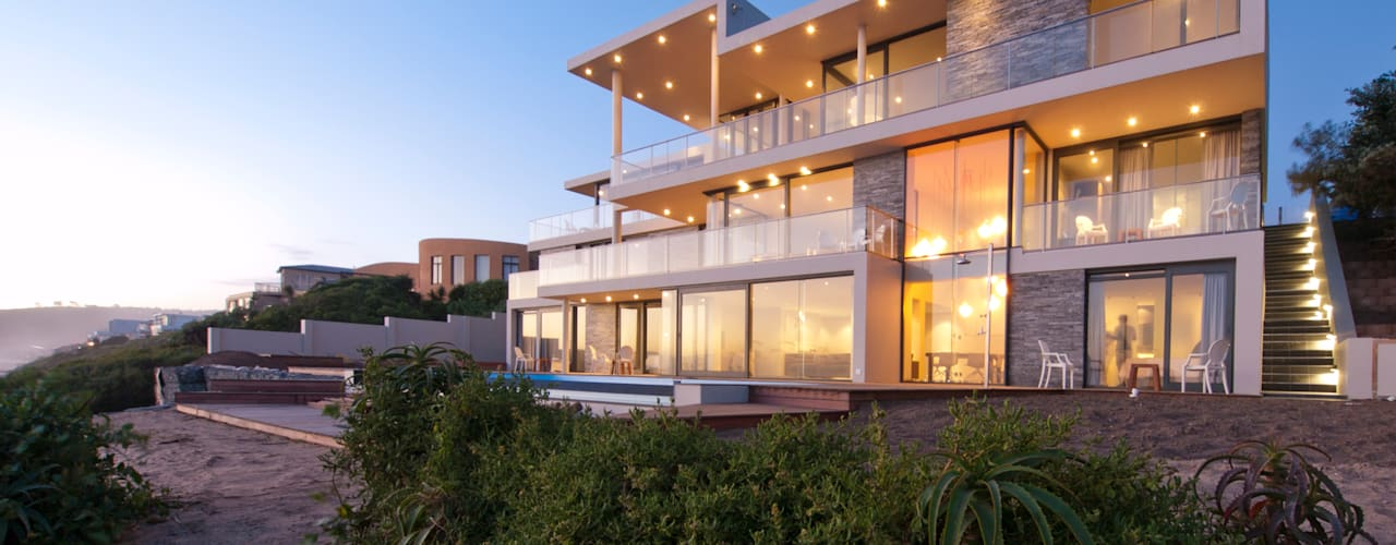 Houses by van ringen architecten