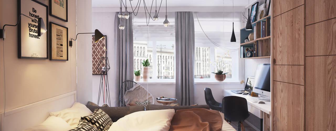slaapkamer door polygon archdes