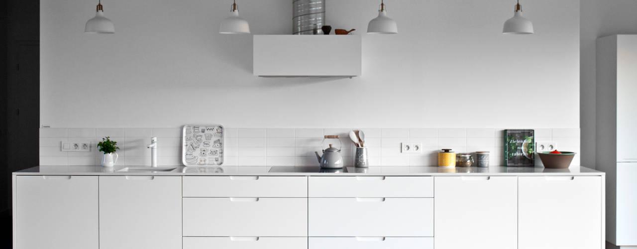 Кухни в . Автор – Majchrzak Pracownia Projektowa