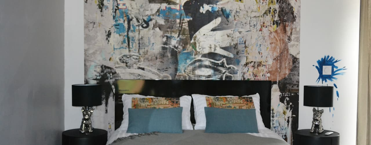 Kamar Tidur oleh KREA Koncept
