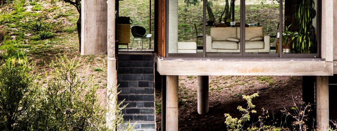 Projekty,  Domy zaprojektowane przez Arq. Santiago Viale Lescano, Nowoczesny