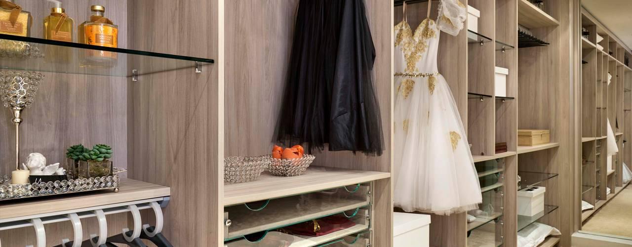 Closets de estilo moderno por Lider Interiores