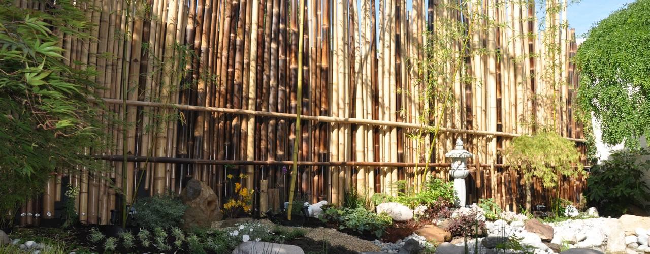 Jardin japonais à Enghien-les-Bains Jardin asiatique par Taffin Asiatique
