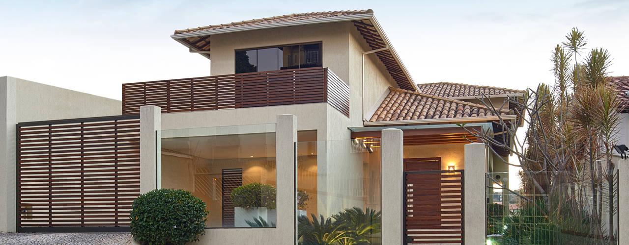 Nowoczesne domy od Isabela Canaan Arquitetos e Associados Nowoczesny