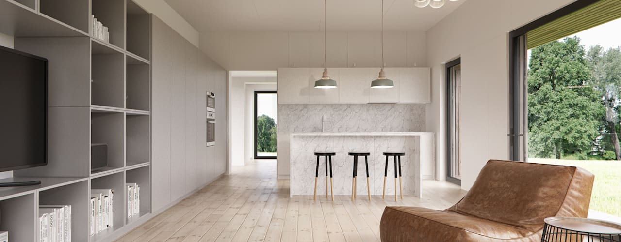 by INT2architecture Scandinavian