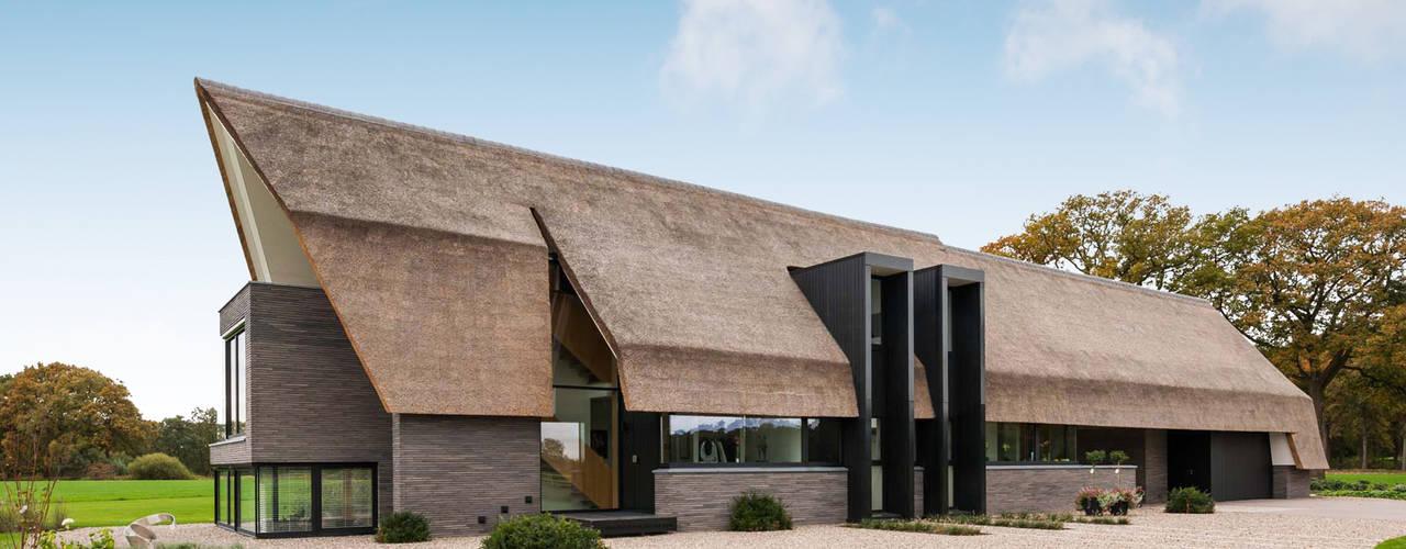 modern Houses by Maas Architecten