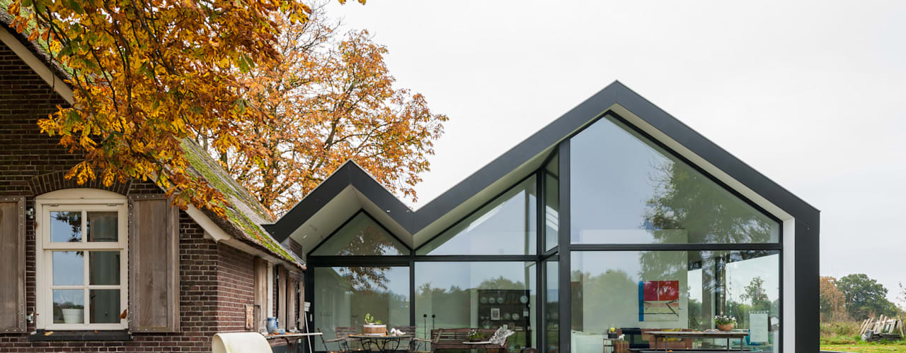 Houses by Maas Architecten