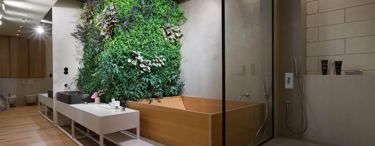 NPL. Penthouse Olga Akulova DESIGN Ванна кімната