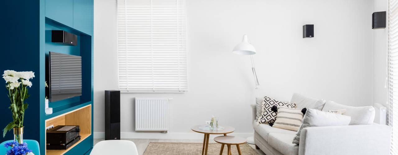 Scandinavische woonkamers van Ayuko Studio Scandinavisch