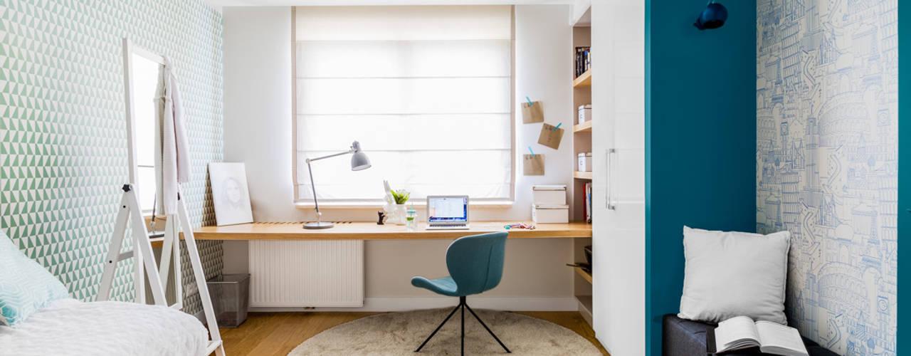Escritórios e Espaços de trabalho  por Ayuko Studio