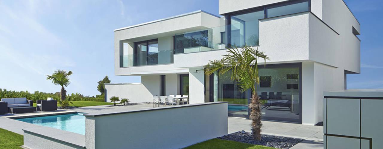 10 moderne und atemberaubend schöne Villen zum Träumen!