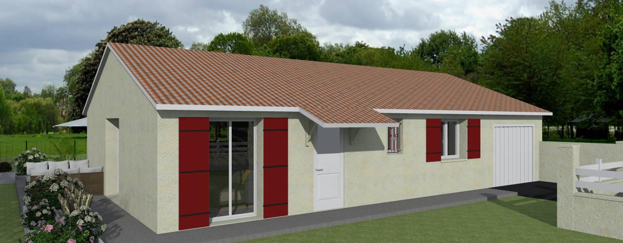 Image of disenos de casa pequenas bonitas planos de casas for Modelos de casas pequenas y bonitas