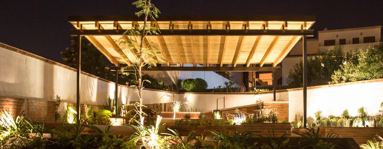 Taman Minimalis Oleh Región 4 Arquitectura Minimalis