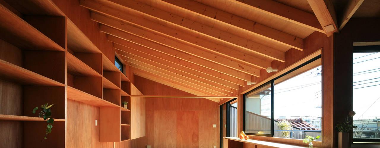 Projekty,   zaprojektowane przez andfujiizaki一級建築士事務所