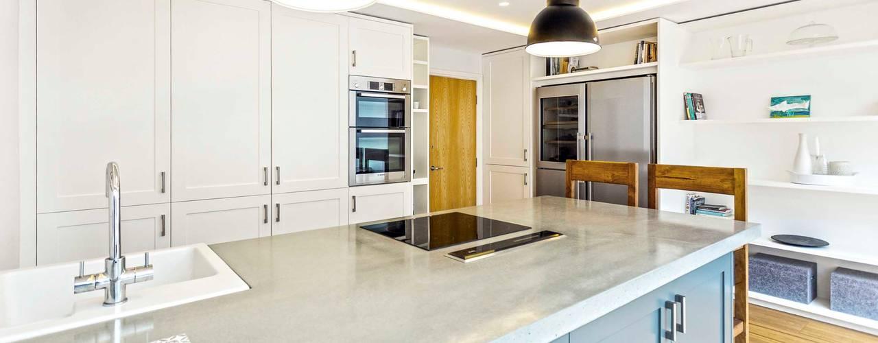 SE1 Extension Designcubed Moderne Küchen