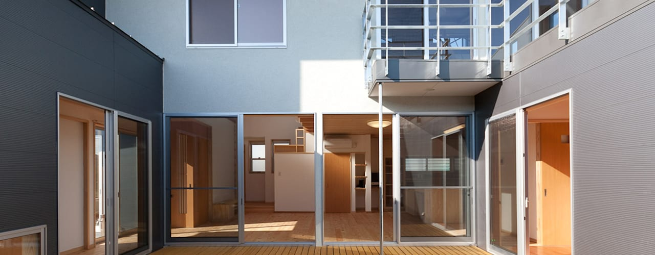 自然素材が息づく家 オリジナルな 家 の 有限会社 宮本建築アトリエ オリジナル