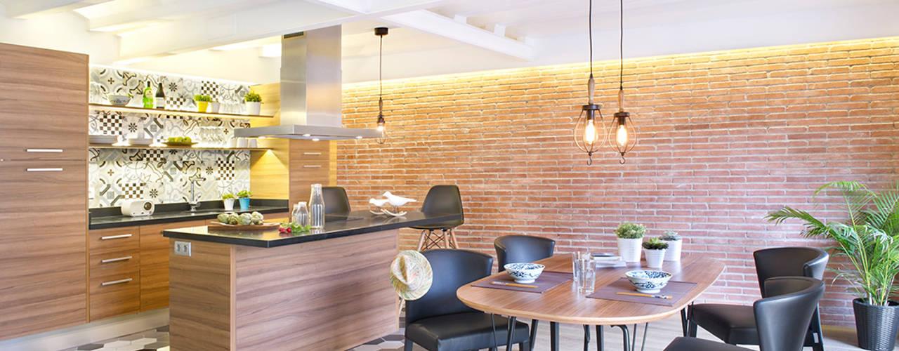 Egue y Seta Modern Kitchen
