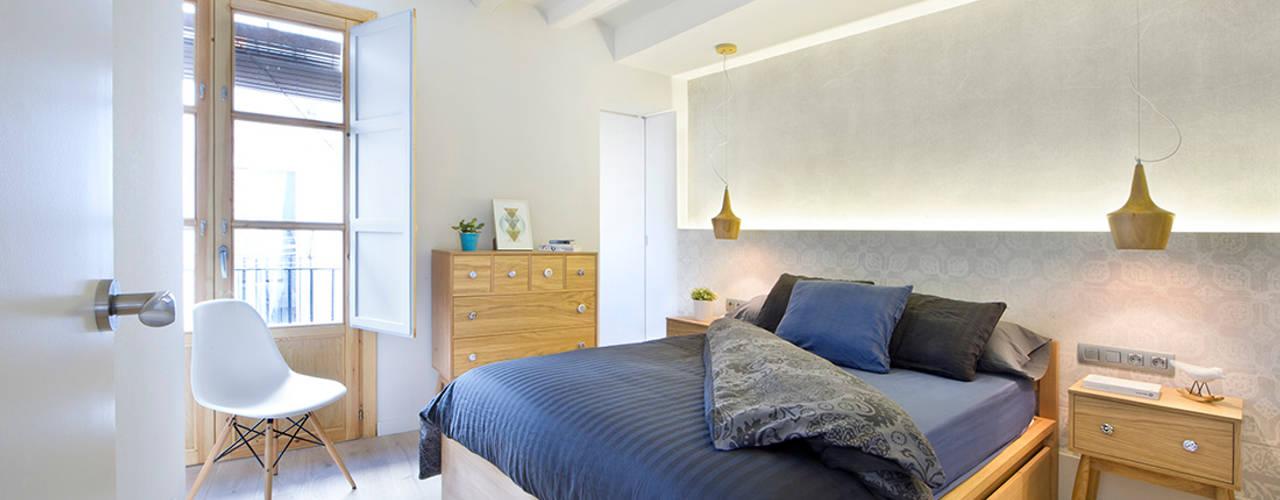 Cambio Sena por Mediterráneo Egue y Seta Dormitorios de estilo moderno